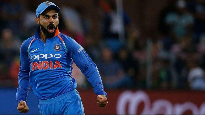 It was a fantastic year for Virat Kohli's Team India