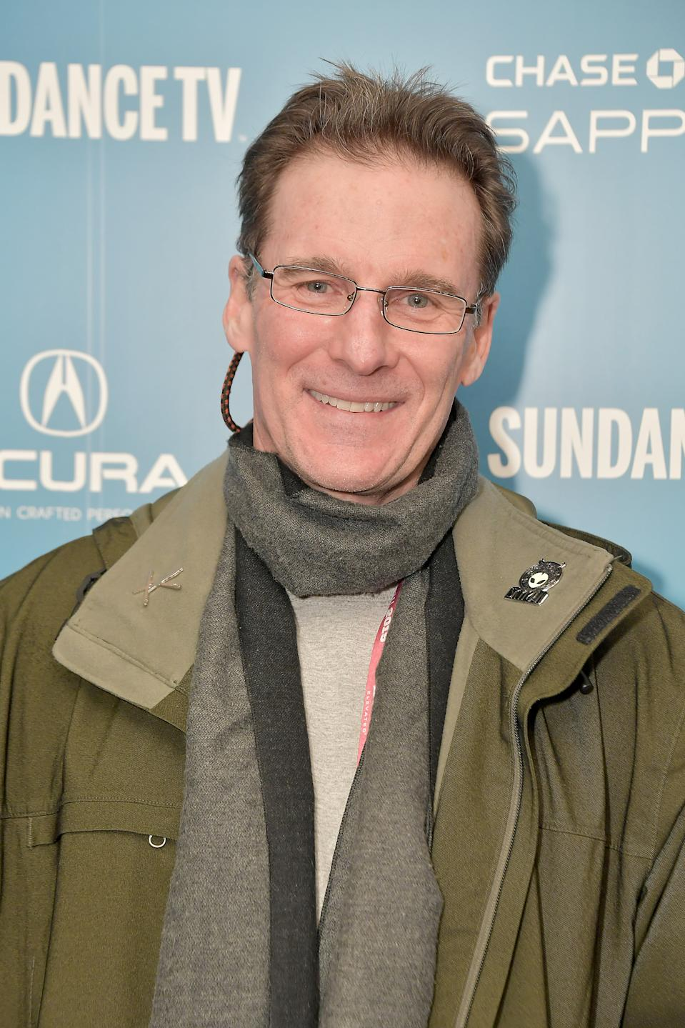 """PARK CITY, UTAH - FEBRUARY 01: Director Daniel Myrick attends the 20th anniversary special screening of the """"The Blair Witch Project"""" during the 2019 Sundance Film Festival at the Egyptian Theatre on February 01, 2019 in Park City, Utah. (Photo by Michael Loccisano/Getty Images)"""