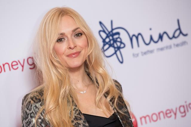 Fearne Cotton attends the Virgin Money Giving Mind Media Awards 2018 at Queen Elizabeth Hall on November 29, 2018 in London, England. (Photo by Jeff Spicer/Getty Images)