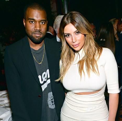 """Kim Kardashian, Kanye West Move Up Wedding Date to May; North Will Have """"Larger Role"""""""
