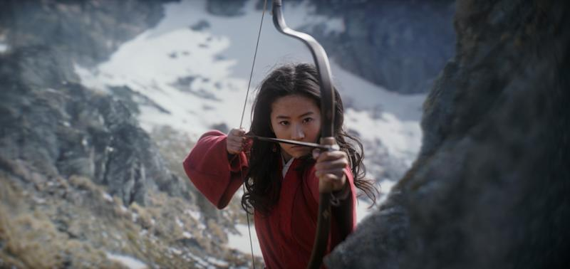 Disney's live action 'Mulan' has been indefinitely postponed due to the coronavirus pandemic (Photo: Walt Disney Studios Motion Pictures / Courtesy Everett Collection)