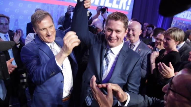 Scheer says he won't discuss 'caucus dynamics' as calls grow for Bernier to be booted