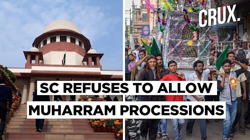 Supreme Court Denies Permission For Muharram Processions Amid COVID-19 Pandemic