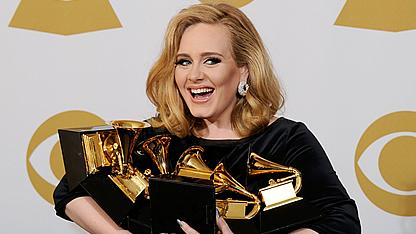 Five Things You Don't Know About Adele
