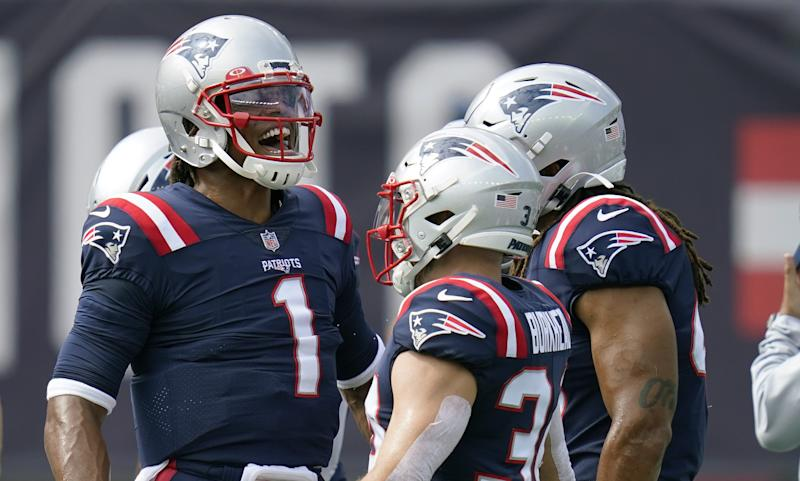 Josh McDaniels 'incredibly impressed with' Cam Newton embracing The Patriot Way
