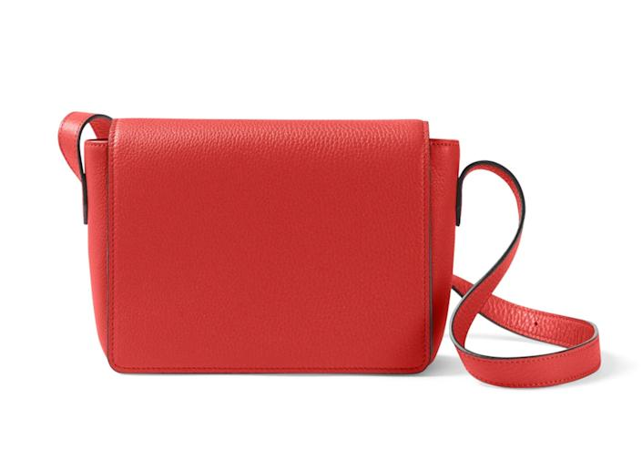 """<p>Even label-loving fashionistas swear by this unassuming bag, thanks to its buttery leather and classic shape.</p> <p><strong>Buy it!</strong> $150 and up; <a href=""""https://shareasale.com/r.cfm?b=945342&u=1772040&m=68975&urllink=https%3A%2F%2Fwww.leatherology.com%2Fsmall-addison-crossbody&afftrack=PEOIntroducingPEOPLEsProductsWorththeHypein2021khogan1271StyGal12821774202107I"""" rel=""""sponsored noopener"""" target=""""_blank"""" data-ylk=""""slk:leatherology.com"""" class=""""link rapid-noclick-resp"""">leatherology.com</a></p>"""
