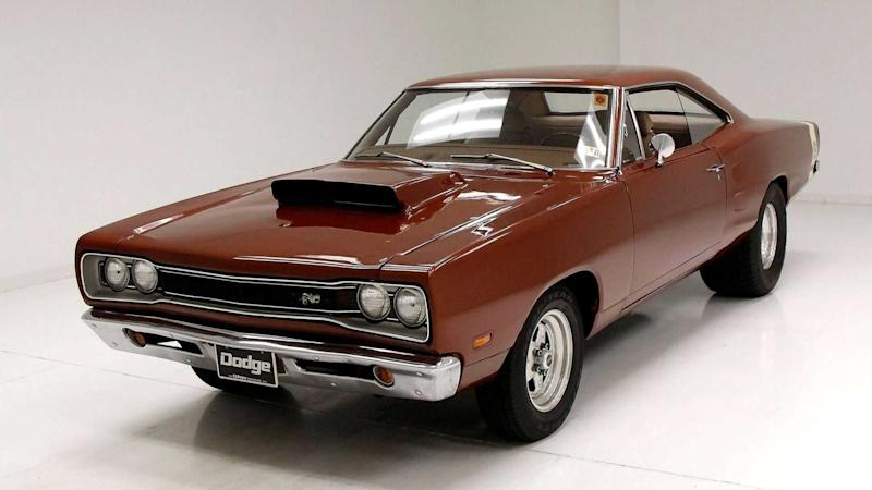 Buy A Two-Owner 1969 Dodge Super Bee