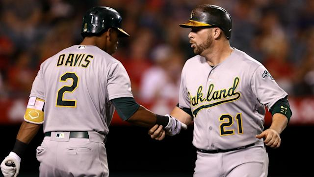 Only the Phillies, Braves and Reds have more losses than the Athletics the past two seasons.
