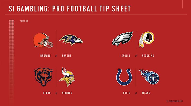 image regarding Nfl Week 2 Schedule Printable known as Weekly Idea Sheet: The Thorough Printable Betting Expert in the direction of