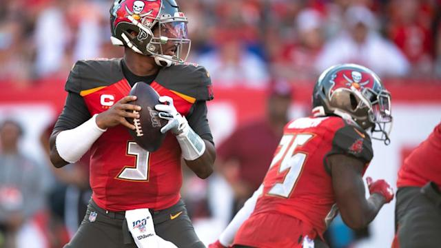 Jameis Winston will have his work cut out for him against the Titans in Week 8