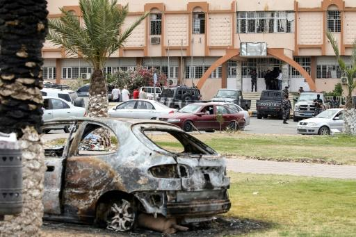 A renewed flare-up of fighting this month between Libya's rival administrations has furthered hampered the country's efforts to avoid a major coronavirus outbreak