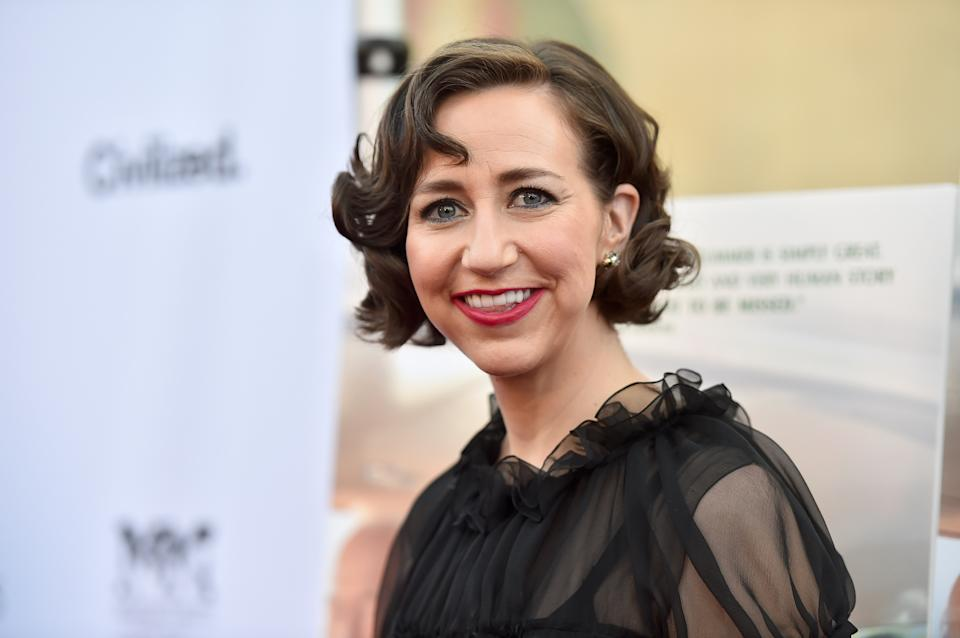 HOLLYWOOD, CA - JUNE 19:  Actress Kristen Schaal attends the premiere of Sony Pictures Classics'