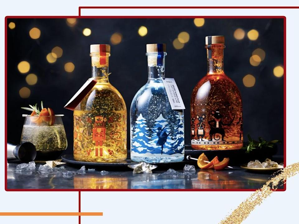 Light up your festive celebrations with a themed tipple  (The Independent)