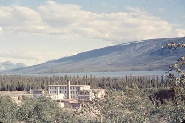 A view of the Choutla Residential School. The National Centre for Truth and Reconciliation says the school had a reputation for poor health, harsh discipline, poor food, and unpleasant living.