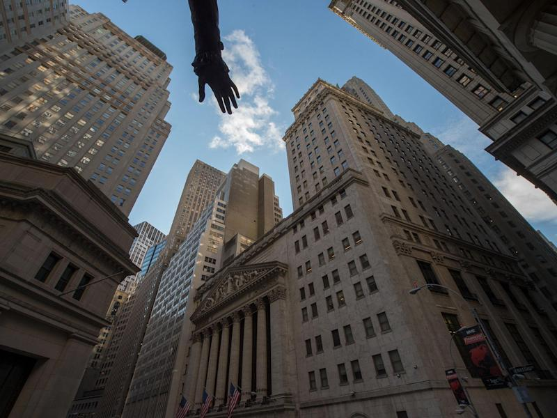 Wall Street investors are benefitting from the boom in the US tech industry: Getty