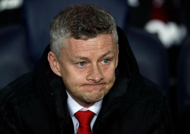Manchester United coach Ole Gunnar Solskjaer faces the mother of all rebuilds this summer. (AP Photo/Manu Fernandez)