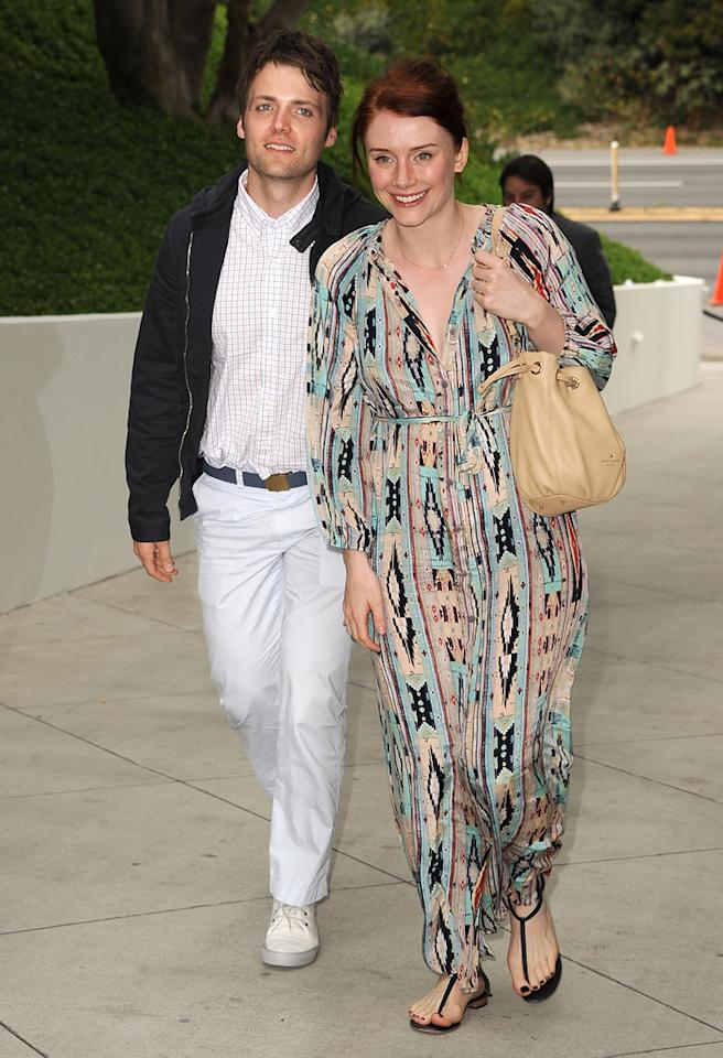 MALIBU, CA - JUNE 04:  Seth Gabel;Bryce Dallas Howard attends the Natural Resources Defense Council's Ocean Initiative Benefit Hosted By Chanel on June 4, 2011 in Malibu, California.  (Photo by Steve Granitz/WireImage)