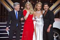 "<p>But sometimes the show must go on — just with another star. In the case of Christie Brinkley, who <a href=""https://www.womansday.com/life/entertainment/a30137841/christie-brinkley-dwts-injury-update/"" rel=""nofollow noopener"" target=""_blank"" data-ylk=""slk:broke her wrist"" class=""link rapid-noclick-resp"">broke her wrist </a>and needed surgery, the model subbed in her daughter, Sailor Cook-Brinkley.</p>"
