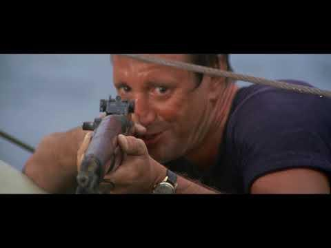 """<p>With that climax, Spielberg gave us the summer blockbuster (and a line worth cheering for).</p><p><a class=""""link rapid-noclick-resp"""" href=""""https://www.amazon.com/Jaws-Roy-Scheider/dp/B009CG9CXO?tag=syn-yahoo-20&ascsubtag=%5Bartid%7C2139.g.36570036%5Bsrc%7Cyahoo-us"""" rel=""""nofollow noopener"""" target=""""_blank"""" data-ylk=""""slk:Stream it here"""">Stream it here</a></p><p><a href=""""https://www.youtube.com/watch?v=N_AIcVMStCg"""" rel=""""nofollow noopener"""" target=""""_blank"""" data-ylk=""""slk:See the original post on Youtube"""" class=""""link rapid-noclick-resp"""">See the original post on Youtube</a></p>"""