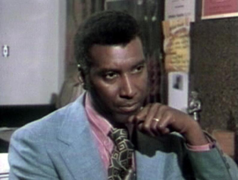 This undated photo provided by WNBC-TV in New York, shows newsman Bob Teague. Teague, a former news anchor, reporter and producer and one of New York City's first black television journalists, has died. He was 84. Teague's widow, Jan, told The New York Times that he suffered from T-cell lymphoma. WNBC says Teague died Thursday, March 28, 2013. (AP Photo/WNBC-TV)