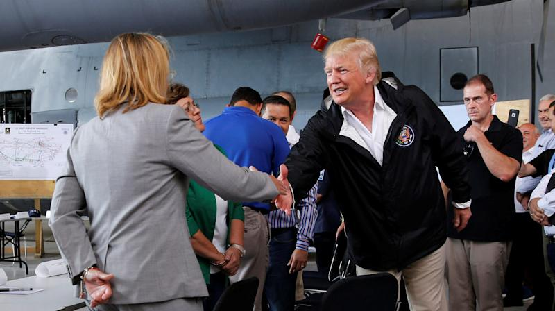 San Juan Mayor Discusses Trump's Visit
