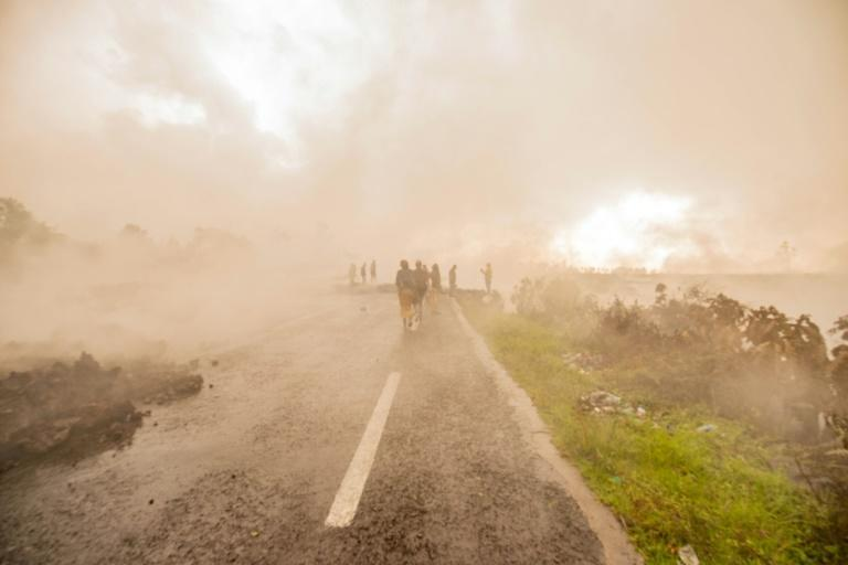 Despite a relative return to calm Goma residents remained wary