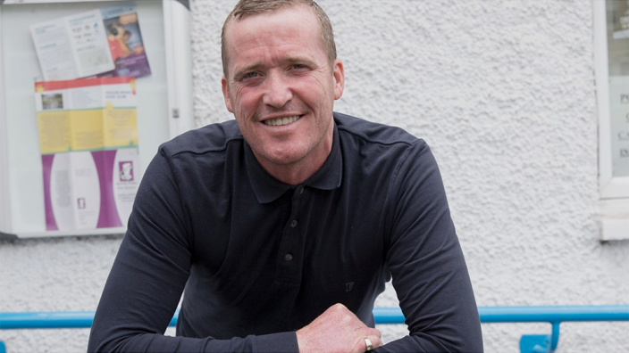 Former addict Dave Higham now runs a charity for recovering addicts
