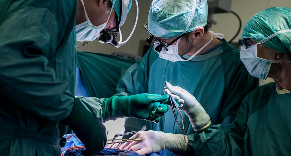 Doctors performed the first heart transplant of its kind, called donation after circulatory death (DCD), on a military veteran. (Photo: Getty Images)