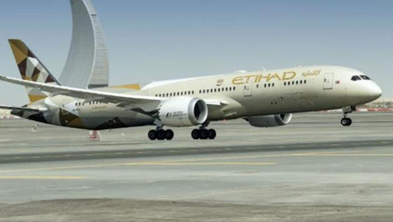 Etihad Airways Abu Dhabi-Jakarta Flight Diverted to Mumbai as Woman Passenger Gives Birth Onboard