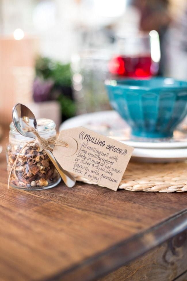 """<p>Send guests home with something sweet (or in this case, spicy!) to remember the evening. This crafty gift idea couldn't be easier to bottle up.</p><p><strong>Get the tutorial at <a href=""""https://www.anightowlblog.com/diy-thanksgiving-party-favors/"""" rel=""""nofollow noopener"""" target=""""_blank"""" data-ylk=""""slk:A Night Owl"""" class=""""link rapid-noclick-resp"""">A Night Owl</a>.</strong></p><p><a class=""""link rapid-noclick-resp"""" href=""""https://go.redirectingat.com?id=74968X1596630&url=https%3A%2F%2Fwww.worldmarket.com%2Fproduct%2Fred-lidded-spice-jars-set-of-6.do&sref=https%3A%2F%2Fwww.countryliving.com%2Fentertaining%2Fg2063%2Fthanksgiving-craft-ideas%2F"""" rel=""""nofollow noopener"""" target=""""_blank"""" data-ylk=""""slk:SHOP SPICE JARS"""">SHOP SPICE JARS</a></p>"""