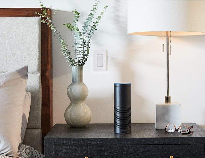 The Echo Plus will transform you house to a smart home. [Photo: Amazon]