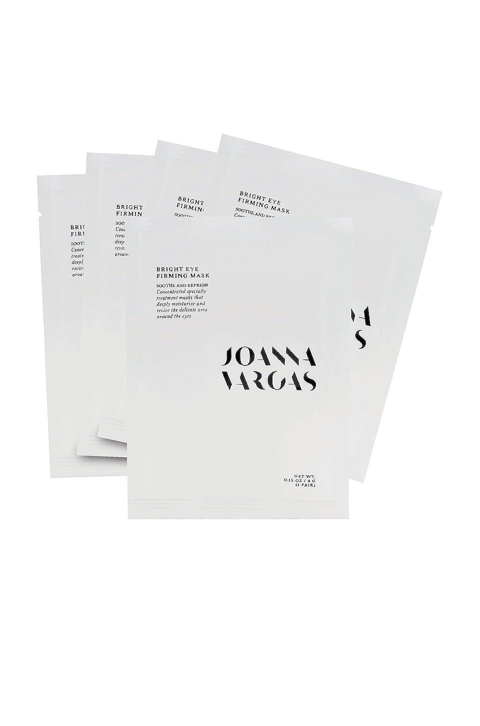 <p>If you need something to brighten you up quickly, go for this <span>Joanna Vargas Bright Eye Firming Mask</span> ($60).</p>