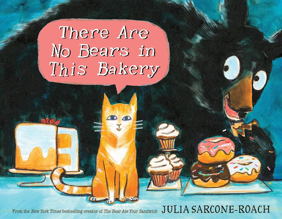 There Are No Bears in This Bakery by Julia Sarcone-Roach (Photo: Walmart)