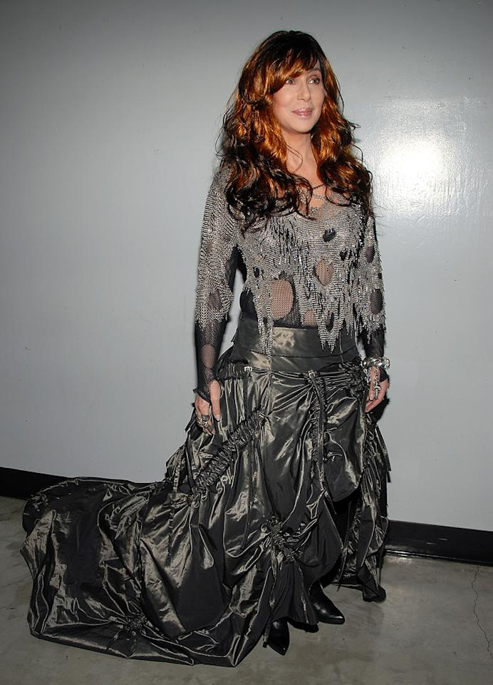 """50th Annual Grammy Awards (2008)    Fun fact: Cher's only Grammy win came in 2000 when her hit """"Believe"""" was named Best Dance Recording."""