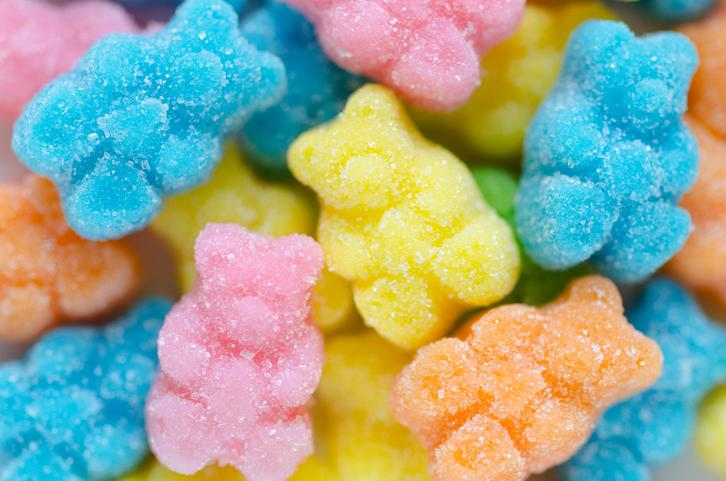 <p>Put down the diet soda or gummies! Sorbitol can trigger diarrhea, particularly if you're already feeling off. </p>