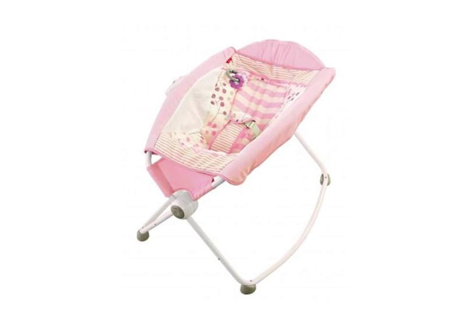 Fisher-Price warns parents over baby deaths linked to cot [Image: Fisher-Price]
