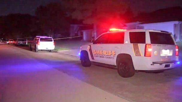 PHOTO: A father was shot to death by intruders inside his home where his wife and two small children were sleeping overnight in Fort Bend County, Texas, Oct. 16, 2019. (KTRK)