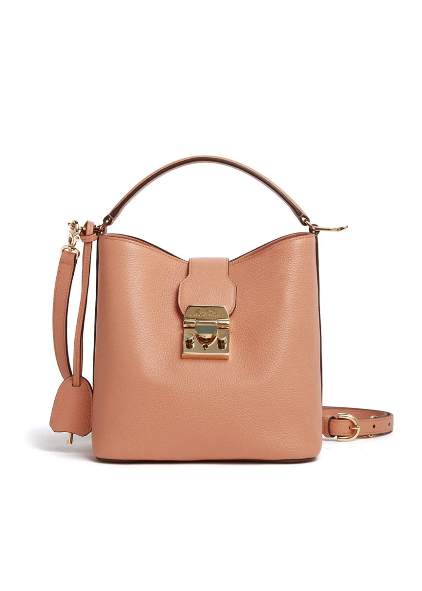 "<p><em>Mark Cross Murphy Small Bucket Bag, $1,990</em></p><p><a class=""link rapid-noclick-resp"" href=""https://www.amazon.com/dp/B08R6LF96Z/ref=cm_sw_r_oth_api_glt_fabc_VERA4QWFZZGGN6B1KMB3?tag=syn-yahoo-20&ascsubtag=%5Bartid%7C10063.g.36061638%5Bsrc%7Cyahoo-us"" rel=""nofollow noopener"" target=""_blank"" data-ylk=""slk:SHOP NOW"">SHOP NOW</a></p><p>Get set for when the world reopens and handbags are required again. This heritage leather brand is quality personified (and the small bucket silhouette ideal for on-the-go moments).</p>"