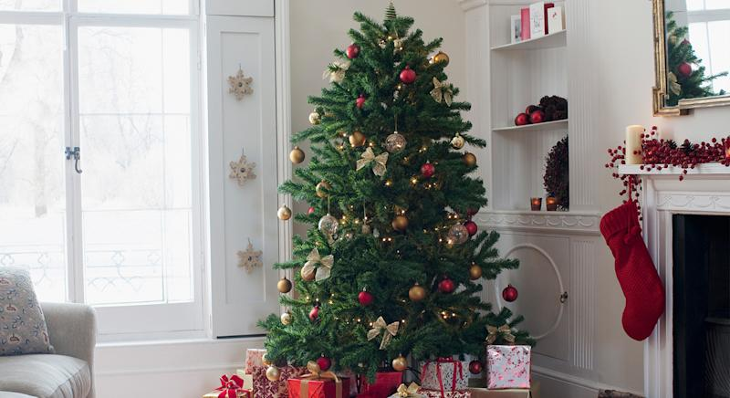 Want to put up your Christmas tree this weekend? These are the best ones to buy. [Photo: Getty]