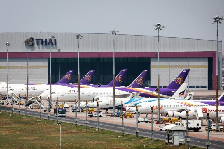 Heavily indebted Thai Airways gets court nod for restructuring