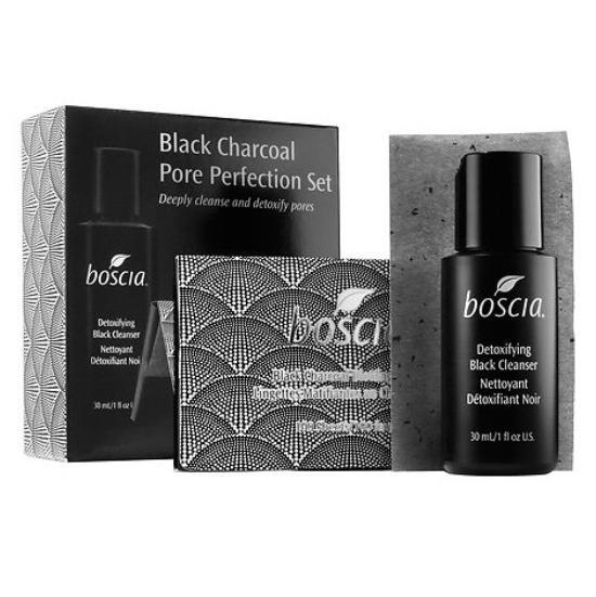 """<p>Boscia's Black Friday deal is the Black Charcoal Pore Perfection Set. This powerful pair deep cleans, detoxifies, and keeps oil at bay all day for a clear and healthy complexion! Includes a 30 ml Detoxifying Black Cleanser and a full size Black Charcoal Blotting Linens.$10; <a href=""""http://www.sephora.com/"""" rel=""""nofollow noopener"""" target=""""_blank"""" data-ylk=""""slk:Sephora.com"""" class=""""link rapid-noclick-resp"""">Sephora.com </a><br></p>"""