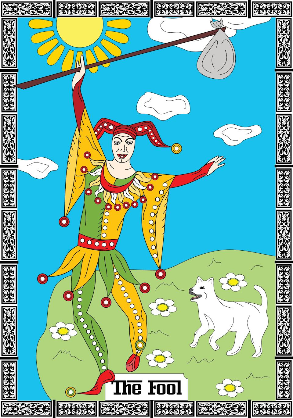 """<h1 class=""""title"""">the fool tarot card major arcana</h1><cite class=""""credit"""">Getty Images</cite>"""