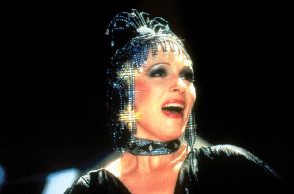 """<p>This musical comedy about a down-on-her-luck singer (Julie Andrews) who finds success after a gay performer (Robert Preston) suggests she pose as a man was nominated for seven Academy Awards, including Best Actor and Actress nods, and won Best Original Score. Most important, though, is that the film was one of the first mainstream hits to show LGBTQ+ characters in a positive light without controversy or melodrama.</p> <p><em>Available to rent on</em> <a href=""""https://www.amazon.com/Victor-Victoria-Julie-Andrews/dp/B000LJIL38/ref=atv_dl_rdr"""" rel=""""nofollow noopener"""" target=""""_blank"""" data-ylk=""""slk:Amazon Prime Video"""" class=""""link rapid-noclick-resp""""><em>Amazon Prime Video</em></a><em>.</em></p>"""