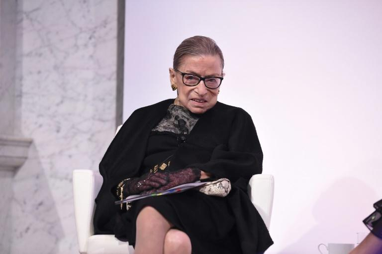 US Supreme Court Justice Ruth Bader Ginsburg dies at 87: court