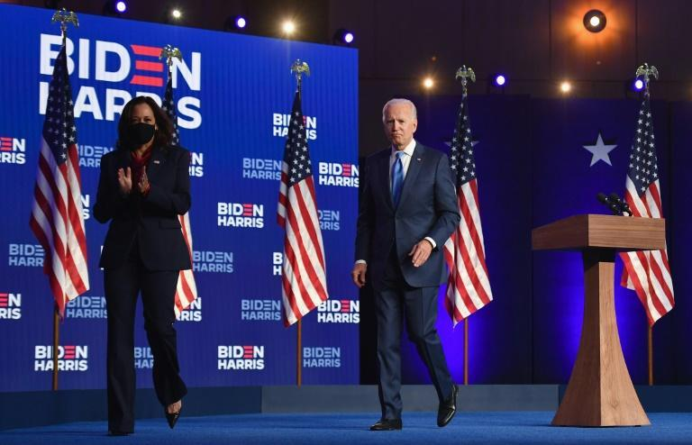 Democratic presidential nominee Joe Biden promised he would not waste any time in addressing the pandemic if he is victorious
