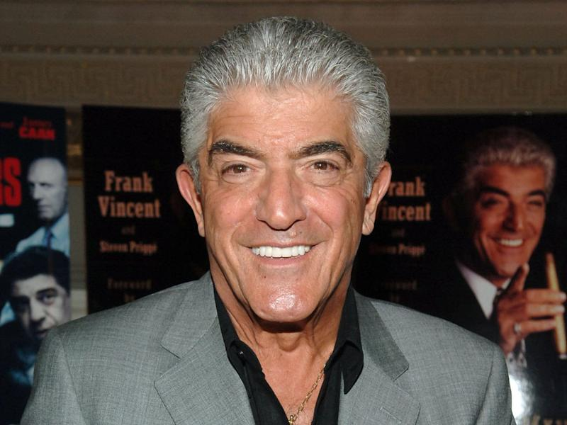 Frank Vincent Bryan Bedder Getty