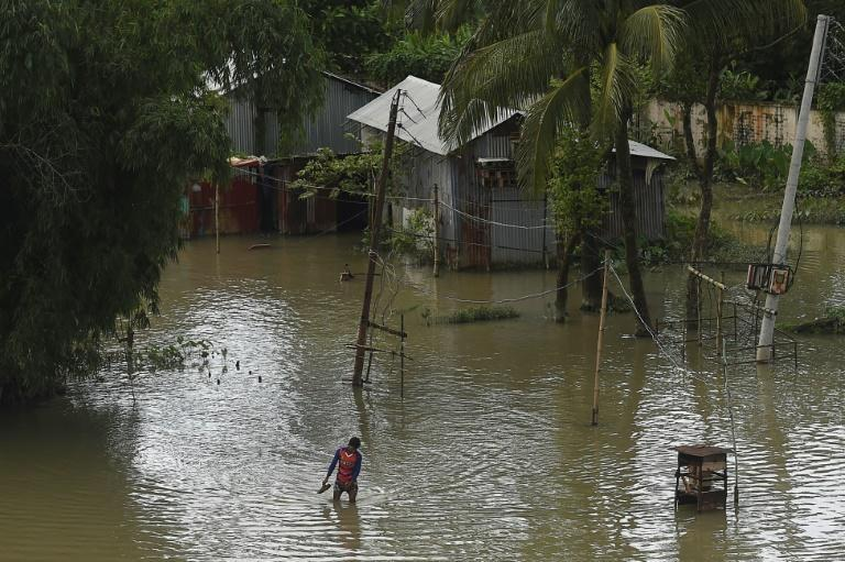 Torrential monsoon rains have unleashed havoc in India, Bangladesh and Nepal