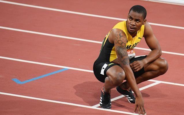 Sprinter Warren Weir joins Jamaica rugby sevens squad and aims to make 2020 Olympic Games
