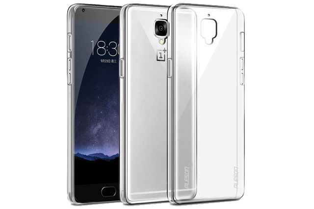 Pleson Crystal Clear Case
