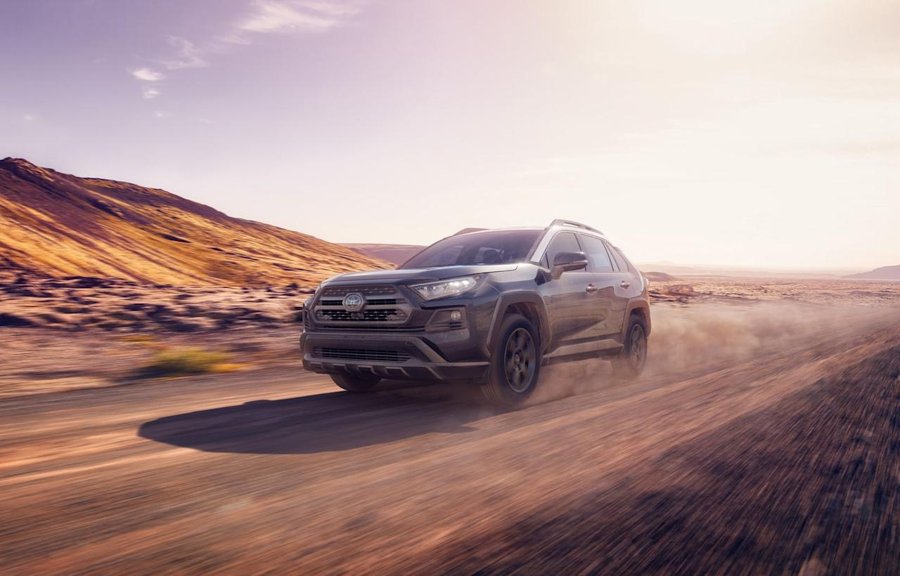 Toyota reveals Rav4 TRD 'Off-Road' model